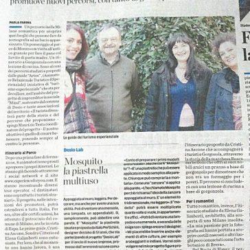 """""""Il Cittadino"""" 5 Aprile 2015"""